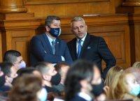 снимка 46 8-часови дебати във втория ден на новия парламент (СНИМКИ)