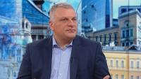 Курумбашев: Ако Слави получи подкрепа от всички, това ще отговаря на БКП преди 1989 г.