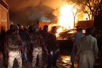 снимка 2 Талибани поеха отговорност за атаката срещу хотел в Пакистан