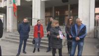 Протест в Бургас срещу неефективните наказания за пияни и дрогирани шофьори