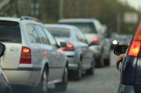 По-слаб трафик на изходите на София в сравнение с по-ранните часове