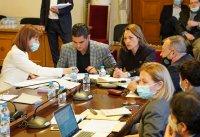 Съставът на ЦИК да бъде от 15 души, реши правната комисия