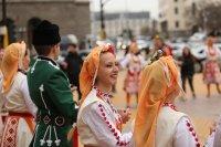 """снимка 1 Апелът на ансамблите """"Българе"""" и """"Чинари"""": Да бъде гарантирано нашето съществуване"""