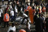 Над 40 души загинаха по време на религиозен фестивал в Израел