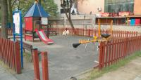 Зрителски сигнал: Вандали потрошиха детска площадка в Пловдив