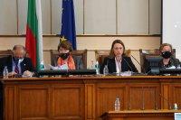 Депутатите обсъждат налагане на мораториум върху концесии и назначения, извършени от правителството в оставка