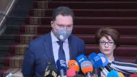 Даниел Митов: Изявихме волята си да направим честен, открит и прозрачен опит да съставим кабинет