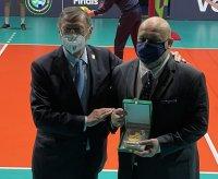 Избраха Красен Кралев за посланик на европейския волейбол