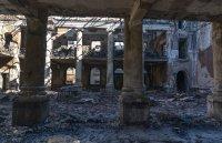 снимка 2 Пожар унищожава исторически сгради в Кейптаун