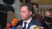 Даниел Митов: ГЕРБ няма да върне мандата днес