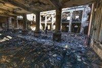 снимка 1 Пожар унищожава исторически сгради в Кейптаун