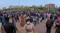 Индия е втората най-засегната от COVID-19 държава в света