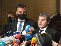 Тошко Йорданов: Ние в коалиция с партии от статуквото няма да влезем