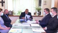 Борисов: Слави Трифонов да обясни защо не може да управлява със 165 депутати