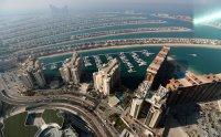 Над хоризонта на Дубай (Снимки)