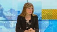 Екатерина Захариева: Солидарни сме с Чехия