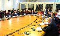 Първо заседание на парламентарната комисия за ревизия на управлението на Борисов