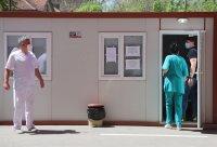 """снимка 1 """"Зелени коридори"""" за ваксинация работят и на Великден"""