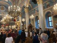 снимка 2 Пловдивският митрополит Николай оглави службата за Второ Възкресение