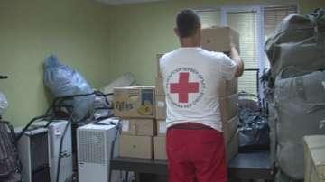 БЧК-Пловдив набира доброволци за великденската кампания