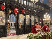 снимка 6 Пловдивският митрополит Николай оглави службата за Второ Възкресение