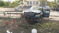 Кола помете две деца в село Сладун