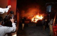 снимка 3 Талибани поеха отговорност за атаката срещу хотел в Пакистан