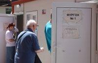 """снимка 3 """"Зелени коридори"""" за ваксинация работят и на Великден"""