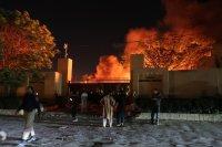снимка 1 Талибани поеха отговорност за атаката срещу хотел в Пакистан