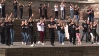 Предизвикателство в Световния ден на танца вдъхнови операта в Стара Загора