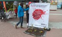 С акция по кръводаряване в Пловдив отбелязаха 106 години от арменския геноцид