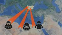 Пътуващи финансови мулета използват фалшиви български паспорти за пране на пари в интернет