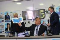 Има ново, единно формирано мнозинство в Народното събрание, смята Борисов (Обзор)