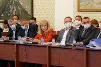 Петя Аврамова пред Комисията по ревизия: Не крием информация, времето беше малко