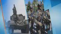 Атрактивни демонстрации на военнослужещите в цялата страна за празника на армията