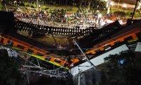 Трагедия в Мексико: 20 са вече жертвите, сред които деца, при срутването на надлез на метрото