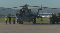 На крилете на храбростта: Авиошоу в небето над София днес