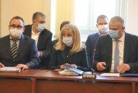 Комисията по ревизия изслуша Аврамова за строежа на Алепу
