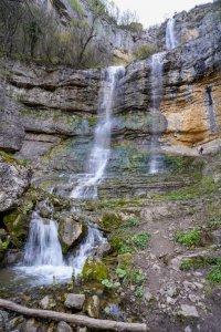 снимка 4 Водопадът Бовска Скакля - перлата на Искърското дефиле (Снимки)