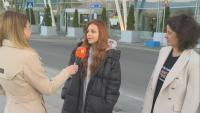 """Виктория преди полета за Ротердам: Чувствам се готова за """"Евровизия"""""""