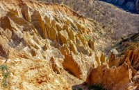 снимка 12 Стобските пирамиди - невероятен природен феномен в полите на Рила (Снимки)