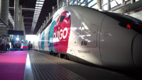 Френските железници пускат високоскоростен влак между Мадрид и Барселона