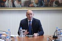 Румен Радев: Новият ЦИК встъпва в длъжност на 11 май