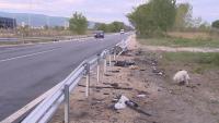 Какви са причините за тежката катастрофа край Пловдив?