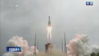 Голяма част от китайската ракета се разпадна над Индийския океан