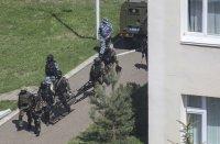 снимка 3 Стрелба в училище в Казан, има жертви и ранени