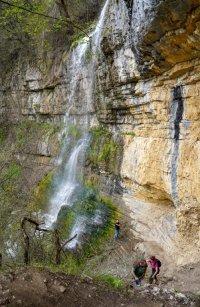 снимка 11 Водопадът Бовска Скакля - перлата на Искърското дефиле (Снимки)