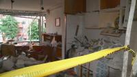 Сериозни разрушения, след като бойлер гръмна в Асеновград