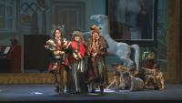"""Кино-мюзикълът """"Баща ми бояджията"""" на сцената на Софийската опера"""