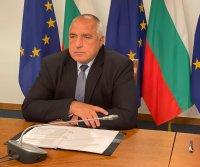 Бойко Борисов участва онлайн в Срещата на върха в Порто